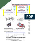 Pump Efficiency calculator