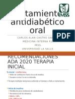 3. Tratamiento antidiabético oral parte 1 (Carlos).pptx