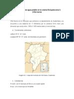 Distribucion de Agua Potable.docx