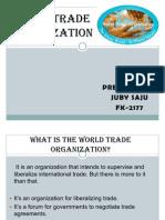 Economics WTO(JUBY)