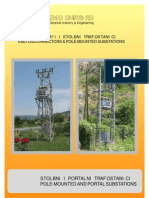 Pole-Mounted and Portal Substations