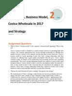 Mission Business Model 2 Case Costco.docx