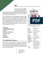Dawn_(newspaper)