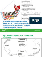 Unit 5 and 6_ Inferential Statistics and Regression Analysis