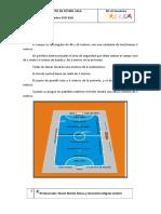 Reglamento futbol sala 2013 d