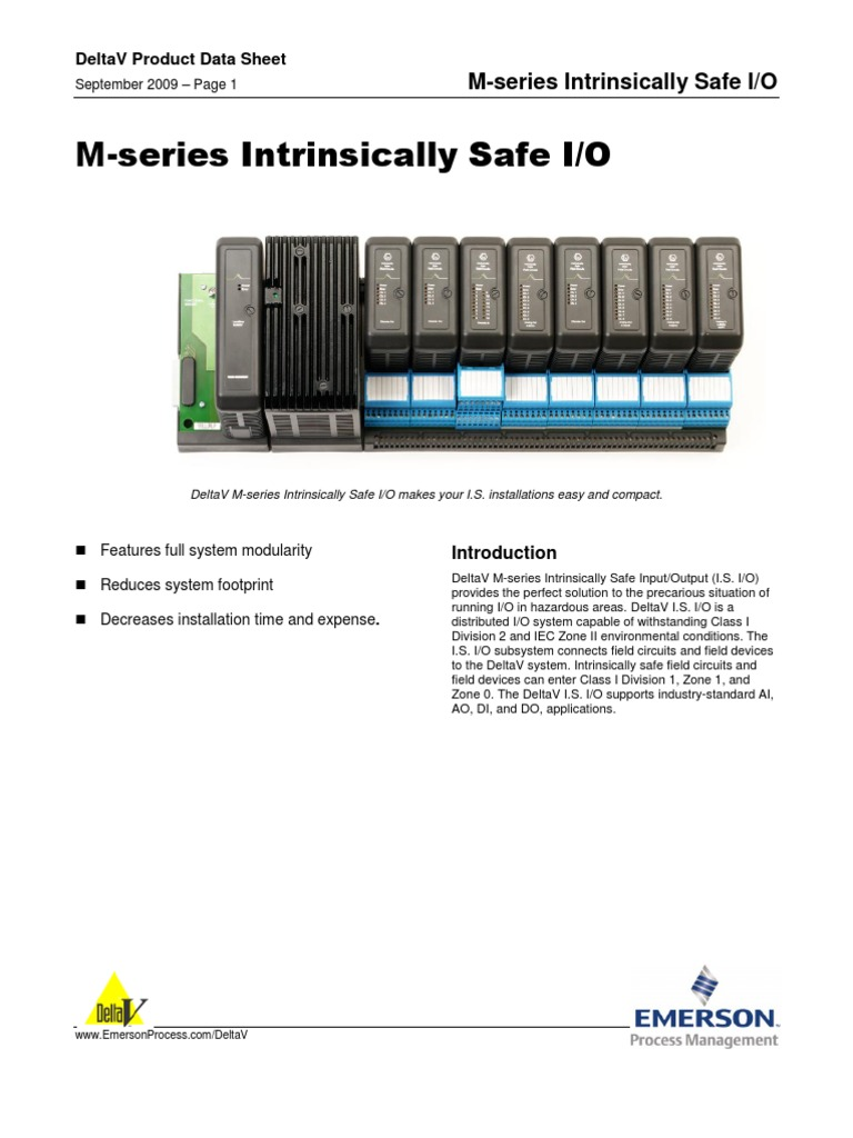 Pds M Series Is Io Power Supply Electrical Connector Intrinsically Safe Wiring