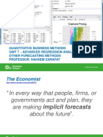 Unit 7_Forecasting and Time Series - Advanced Topics