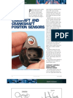 Camshaft and Crankshaft Position Sensors