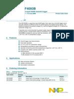 HEF4093B-datasheet