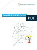 Snap-Fit Joints for Plastics (BMS Version)