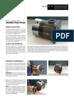 Dynex PV6070-3397 Maintenace instr