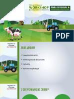 análise de atividade rural  - direito previdenciário