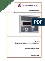 Woodward EGCP-3 Manual.pdf