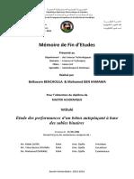 Etude des performances d'un béton autoplaçant à base des sables binaires .pdf