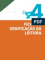 Ficha Leitura - Leandro, Rei Da Helíria de Alice Vieira