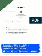 wuolah-free-Examen Tipo Test RRHH