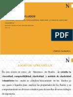 Ejercicios VISCOSIDAD, COMPRESIBILIDAD Y MODULO DE  ELESTACIIDAD VOLUMETRICO