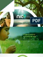 NIC - Núcleo de Integração das Ciências