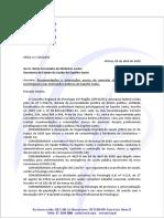 Recomendações e orientações acerca do exercício das(os) profissionais  psicólogas(os) nas instituições públicas do Espírito Santo