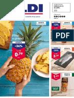 Ofertas Del 22 Al 28 de Abril Pennsula ALDI Supermercados