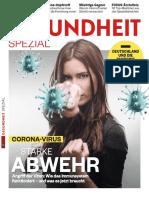 Focus Gesundheit - Spezial 2020 - German