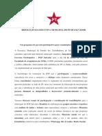RESOLUÇÃO - CONVITE PGP SALVADOR