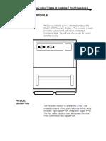 Critikon_Dinamap_Recorder_Modul-_Service_manual