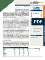 NTPC Ltd (Hold) – ICICI Direct