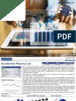 Aurobindo Pharma Ltd (ARBP) - PRIME - Buy - Mar'20 - JM Financial