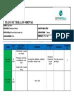 Eletrônica de Potência - Plano de Trabalho 6 a 10 de abril - Engenharia Elétrica- 2020-1