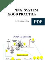 Mekflu Lect4B Pumping System and Good Practice