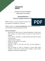 -Psicodiagnóstico I (GUIA T.P. 2020)