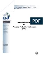 MGMT_PLAN_Personal_Protective_Equipment