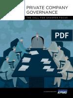 private-company-governance-call-for-sharper-focus