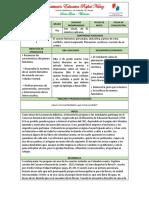 Plan de clases actualizado Ejemplo de clase (1)