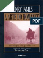 A Arte do Romance - Henry James