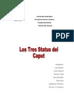 Status Del Caput Equipo USM