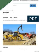 Care este situatia actuala a deseurilor provenite din constructii si demolari (DCD)