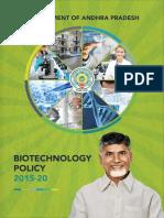 Andhra Pradesh Biotechnology Policy 2015-20.pdf