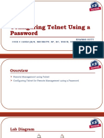 30.Configuring-Telnet-using-a-Password