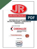 SISTEMAS DE CALENTAMIENTO, SECADO INDUSTRIAL Y SENSORES DE TEMPERATURA.pdf