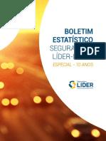 DPVAT - Boletim _ESPECIAL 10 ANOS