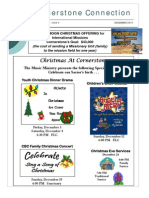 Newsletter Dec 2010