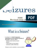 Seizure Prevention