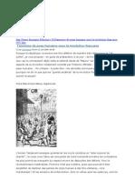 Tanneries de peaux humaines soue la Révolution Française