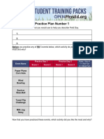 national virtual field day practice score sheet