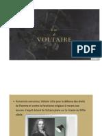 Voltaire La Vie