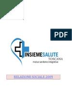 RELAZIONE SOCIALE 2009