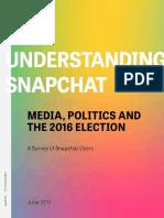 Snapchat Survey final