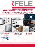 Hafele All Appliance Brands